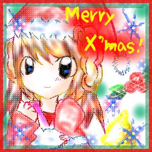 クリスマス絵