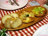 フランスパン&ベーコンポテトパン&空豆パン