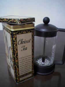 茶という選択
