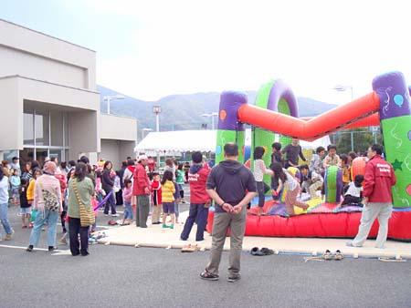 産業祭子ども広場