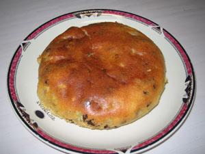 バナケーキ
