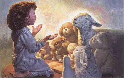 あなたの祈り、ちゃんと聞いてますよ