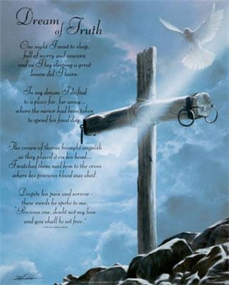 あの十字架ゆえに