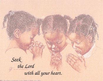 祈りは聞かれる