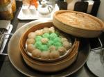 チャンギ空港Skyview Lounge食べ物 (1)
