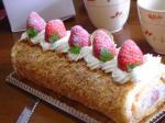 アン・ドゥのロールケーキ