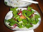 キノコのカリカリサラダ