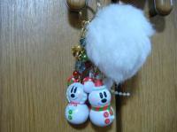 TDRクリスマスグッズ2007