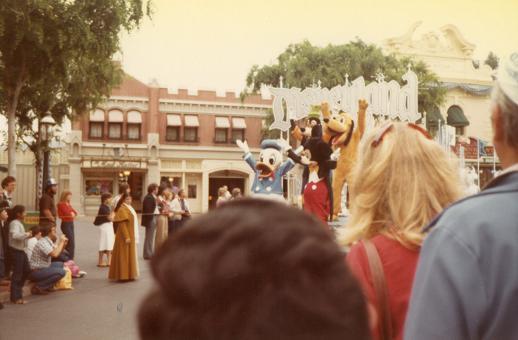 26年前のディズニーランド 1