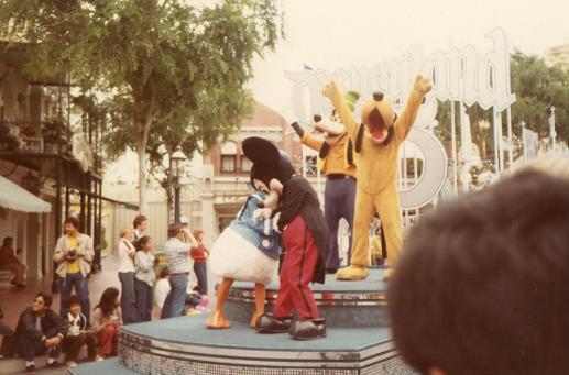 26年前のディズニーランド 2