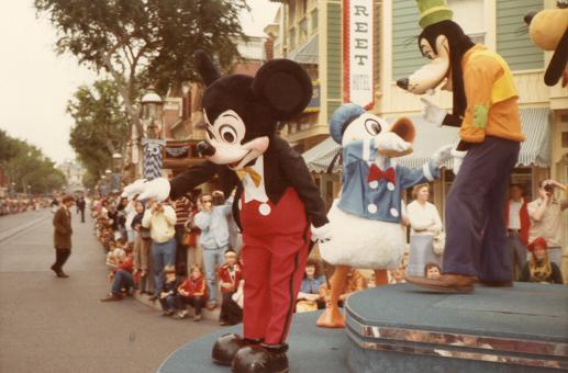 26年前のミッキー