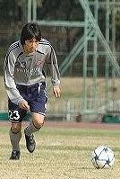 インカレ仙台戦武井FK