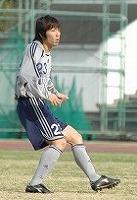 インカレ仙台戦武井FK直後