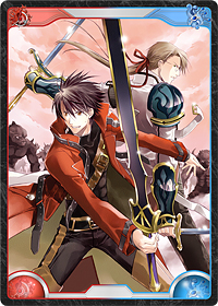 勇者と聖騎士