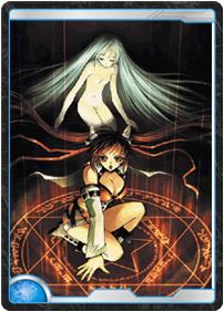 風精霊の女魔術師