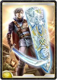 祝福の神官騎士『オルフェン』