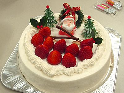 071225_クリスマスケーキその1