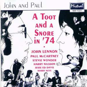 A Toot And A Snore in <