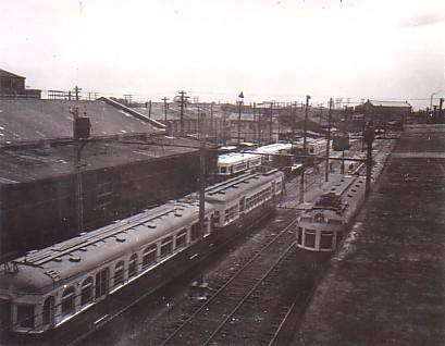 京阪車両基地