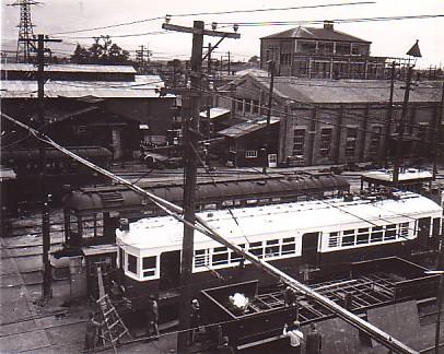 京阪車両基地2