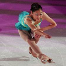 日米対抗フィギュアスケート競技大会エキシビション15