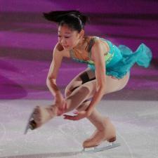 日米対抗フィギュアスケート競技大会エキシビション16