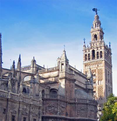 大聖堂とヒラルダの塔