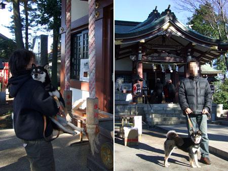 初詣、初○○(2008/1/1)