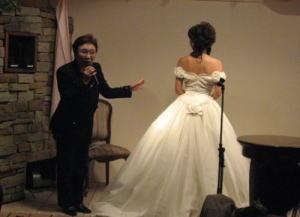 イベントドレス講座1