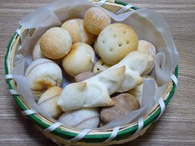 ミニチュアパン