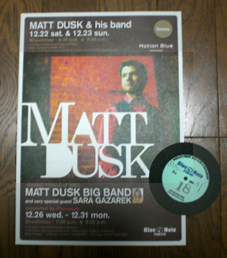 Matt live ticket
