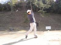 年末ゴルフ大会  010
