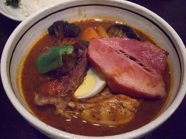 角煮野菜+ベーコン(25)_20071228