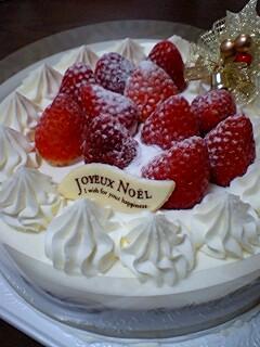 ケーキ2007