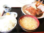 煮魚(今日はキンメ)定食