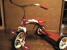 ボクの三輪車