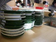 50皿オーバー