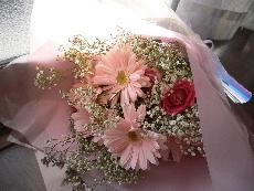 うらら~からのお花