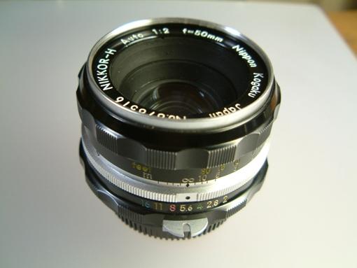 50mmF2 1小