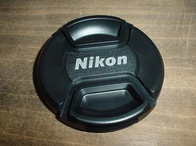 Nikon LC-58 58mmレンズキャップ