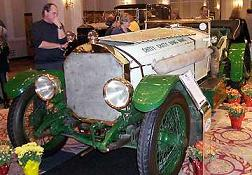 Chitty2 at the National Motor Museum in Englang