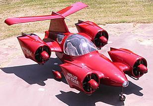 スカイカーM400