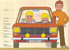 「Petit Tom et le code de la route」その3