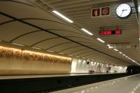 地下鉄アクロポリス駅