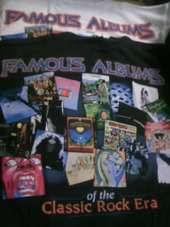 Famous Rock album LS-T 3-3