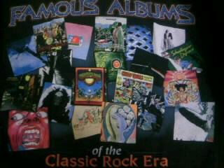 Famous Rock album LS-T 3-4