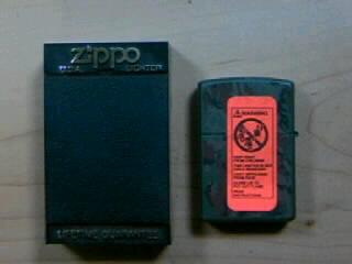 Stussy Zippo 2-2