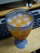 野菜ジュースチューハイ
