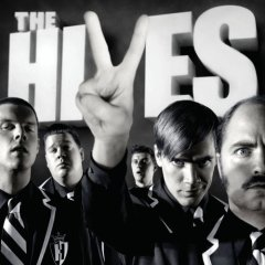 the hives Black And White Album