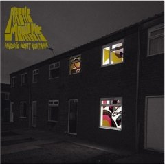 arctic monkeys favourite nightmare